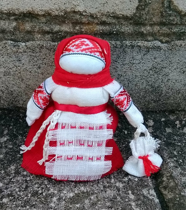 Сувенир Народная кукла в Stranamasterov.by