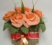 Букет Чайные розы в Stranamasterov.by