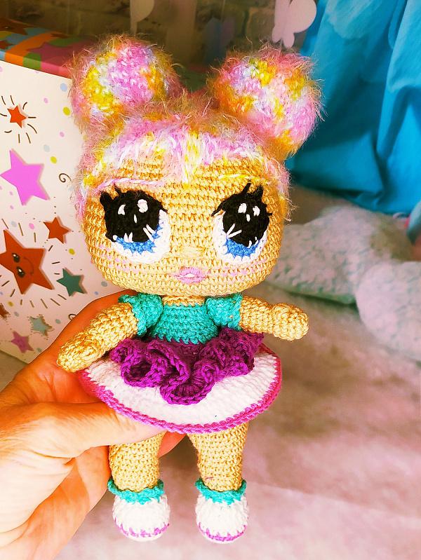 Вязаная Кукла в Stranamasterov.by