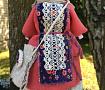Народная кукла мотанка об Успешница, в делах помощ в Stranamasterov.by
