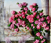 Картина Розы в арке в Stranamasterov.by