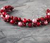 Ободок из ягод Клюквенный в Stranamasterov.by