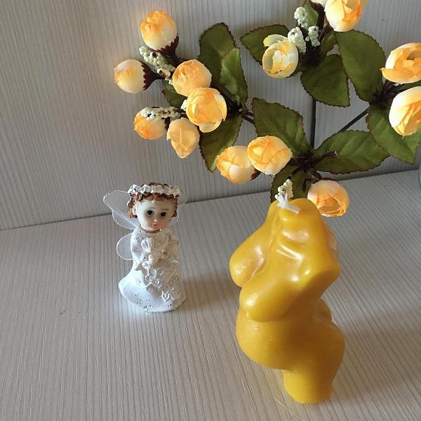 Свеча желаний Беременная женщина в Stranamasterov.by