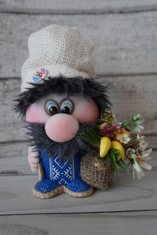 Интерьерная кукла Домовичок в Stranamasterov.by