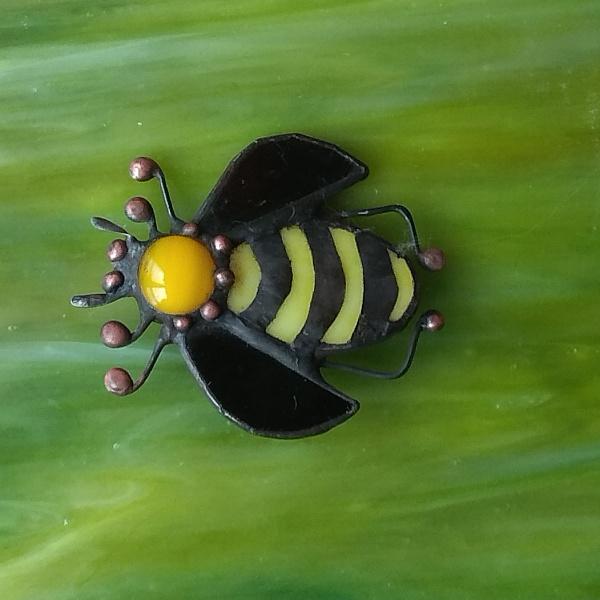 Брошь Пчелка Майя в Stranamasterov.by