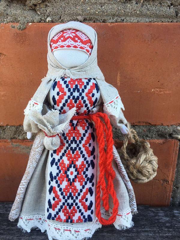 Кукла мотанка Берегиня в Stranamasterov.by