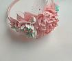 Ободок Розовый персик в Stranamasterov.by