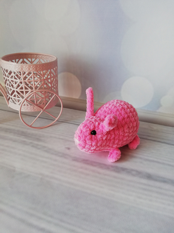 Игрушка Кролик в Stranamasterov.by