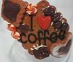 Банка для хранения Я люблю кофе в Stranamasterov.by