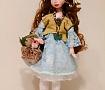 Текстильная кукла Анюта в Stranamasterov.by