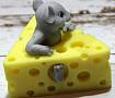 Сувенирное мыло Мышь в сыре в Stranamasterov.by