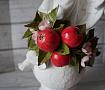 Ободок для волос Яблочки в Stranamasterov.by
