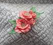 Брошь Персиковые цветы в Stranamasterov.by
