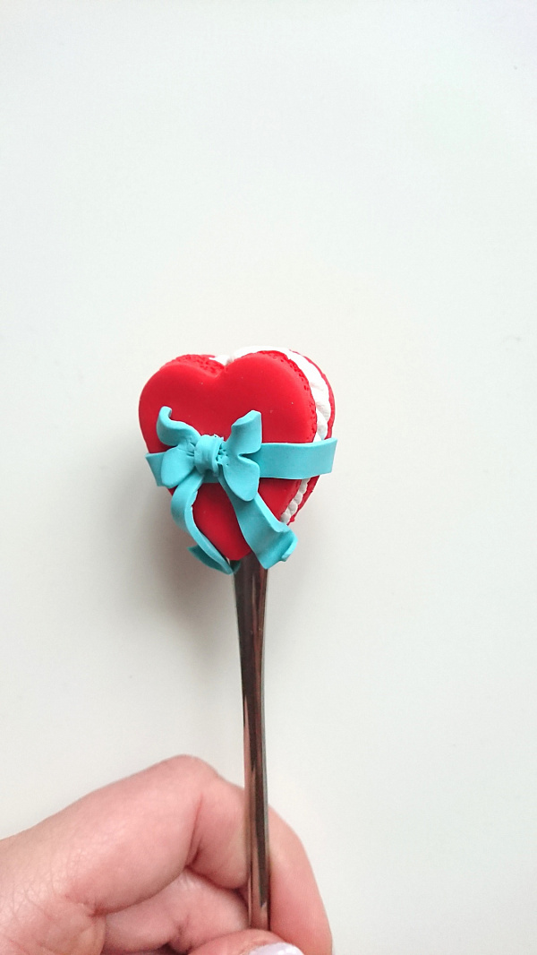 Вкусная ложечка Вкусное сердце в Stranamasterov.by