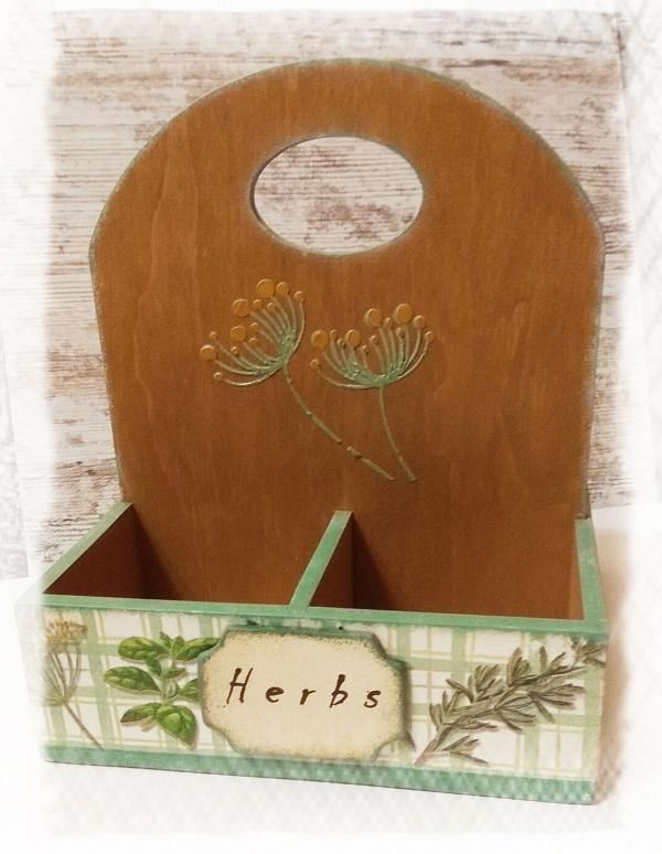 Подставка Herbs в Stranamasterov.by