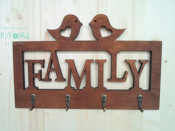 Ключница FAMILY в Stranamasterov.by