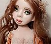 Интерьерная кукла Барбара в Stranamasterov.by