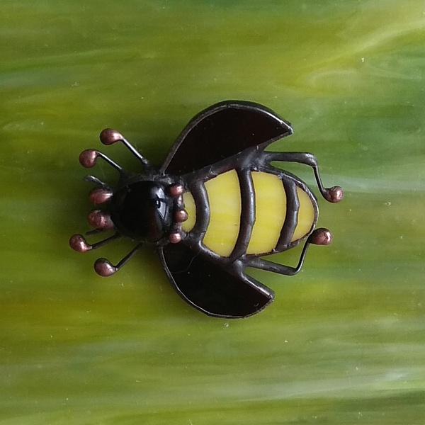 Брошь Пчелка в Stranamasterov.by