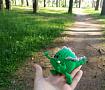 Игрушка амигуруми Крошка-дракошка в Stranamasterov.by