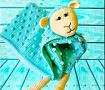 Плед-игрушка Весёлый Зоопарк в Stranamasterov.by