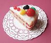 Мыло ручной работы Бисквитный кремовый торт в Stranamasterov.by