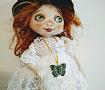 Сувенирная куколка Маша в Stranamasterov.by
