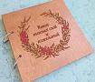 Книга пожеланий Цветы ручной работы. Подарок на свадьбу. Вот что нужно дарить!