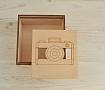 Коробка фанерная 12,5*12*5,5 см в Stranamasterov.by