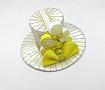 Шляпка Лимонная конфетка в Stranamasterov.by