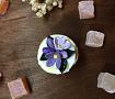 Ложка с декором Капкейк с сиренью в Stranamasterov.by