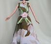 Платье для куклы Фея цветов в Stranamasterov.by