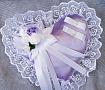 Свадебная Подушечка для колец ручной работы. Подарок на свадьбу. Вот что нужно дарить!